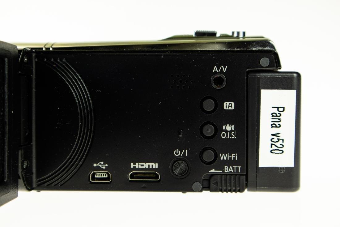 LCD Touchscreen Monitor PANASONIC HC-V520 FULL HD - 10