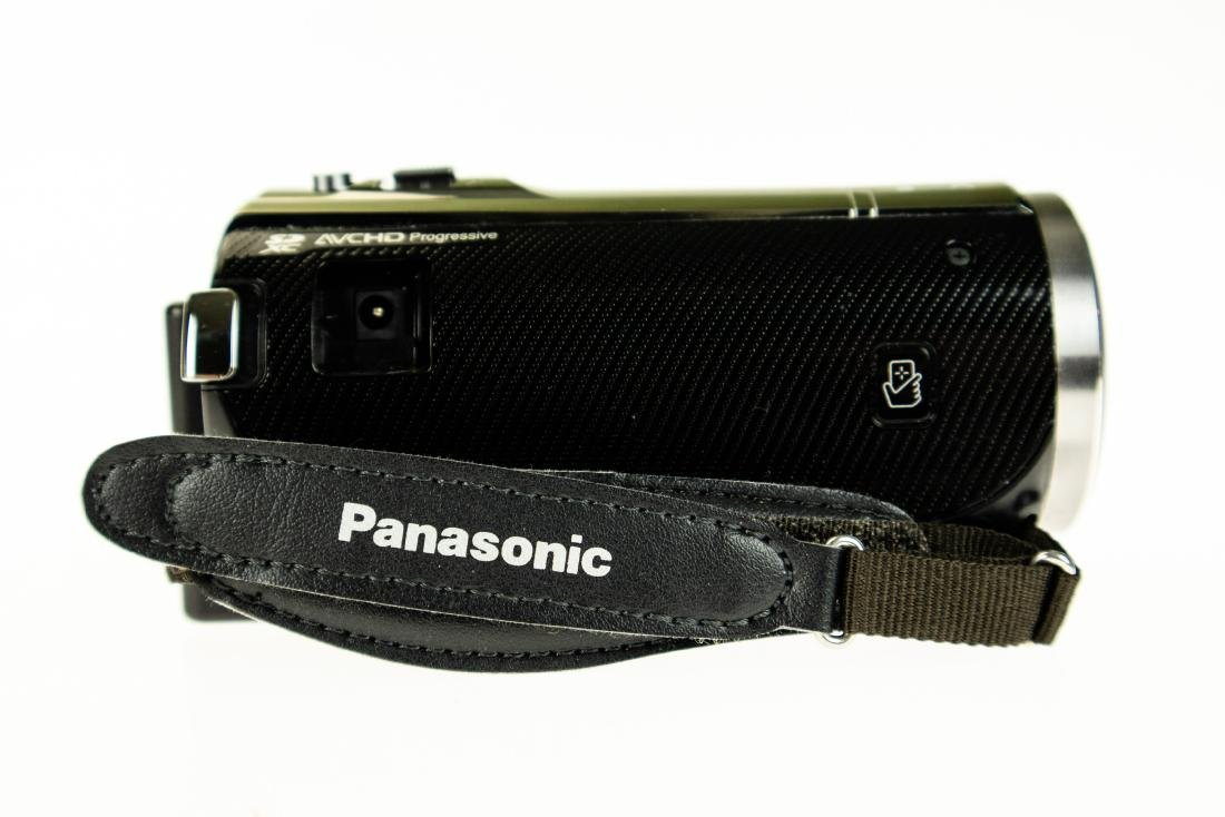 LCD Touchscreen Monitor PANASONIC HC-V520 FULL HD - 6