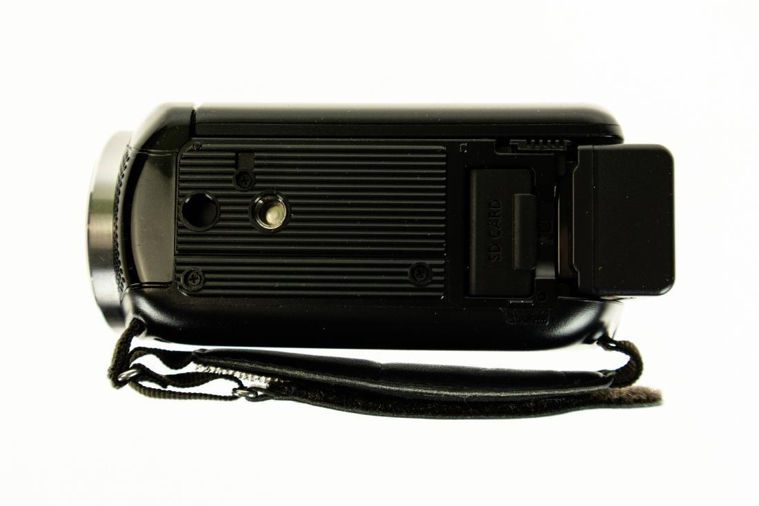 LCD Touchscreen Monitor PANASONIC HC-V520 FULL HD - 7