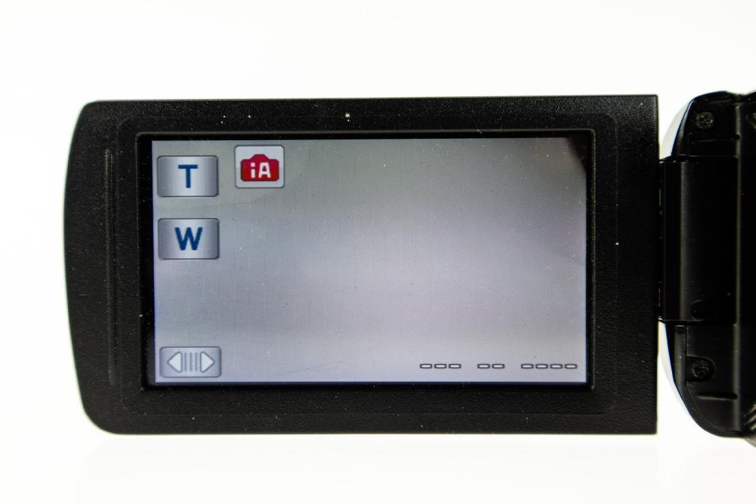 LCD Touchscreen Monitor PANASONIC HC-V520 FULL HD - 9