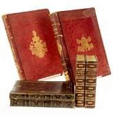 6V DECORATIVE ANTIQUE ITALIAN ART HISTORY Folios