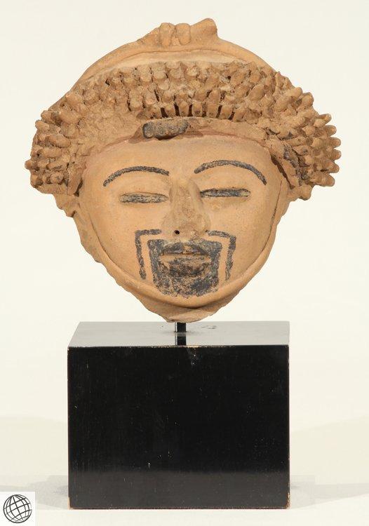 Pre-Columbian Art ANTIQUE REMOJADAS CERAMIC FIGURE