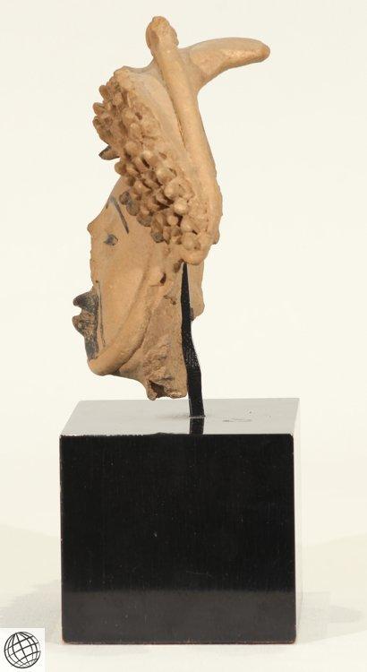 Pre-Columbian Art ANTIQUE REMOJADAS CERAMIC FIGURE - 2