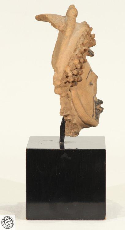 Pre-Columbian Art ANTIQUE REMOJADAS CERAMIC FIGURE - 4