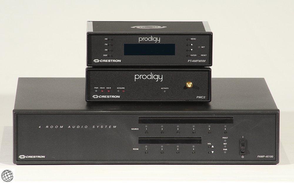3Pcs Handheld Remote CRESTRON PRODIGY HOME AUTOMATION