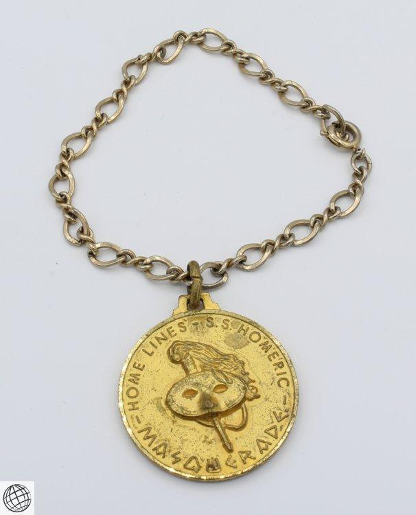 10Pcs Abalone LADIES' VINTAGE COSTUME BRACELETS Chain - 3