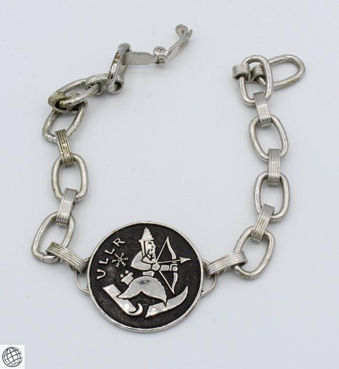 10Pcs Abalone LADIES' VINTAGE COSTUME BRACELETS Chain - 4