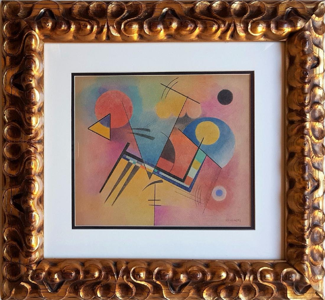 Wassily Kandinsky color pencil on paper - 3