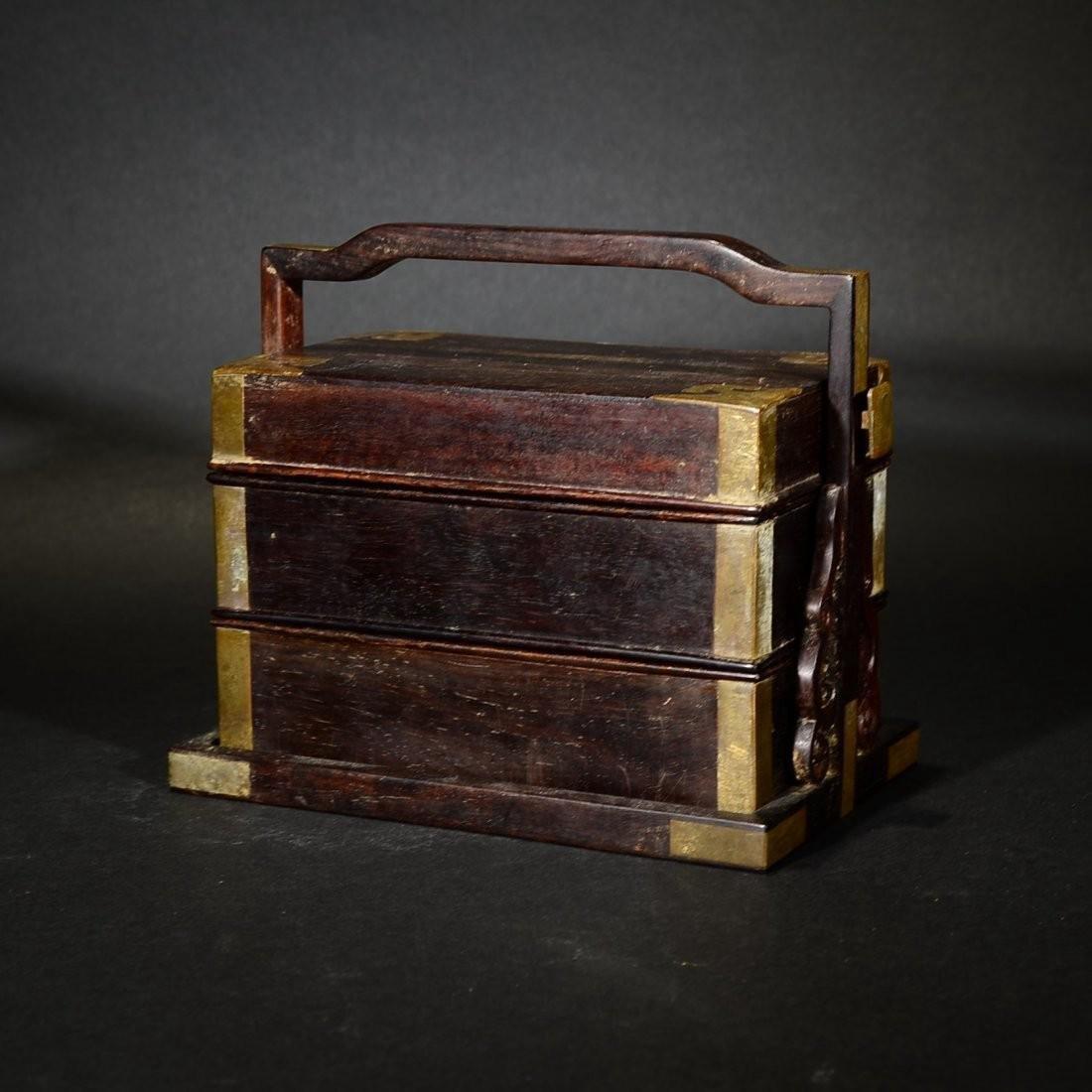 A ZITAN BOX