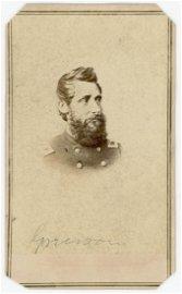 CIVIL WAR GENERAL BENJAMIN GRIERSON