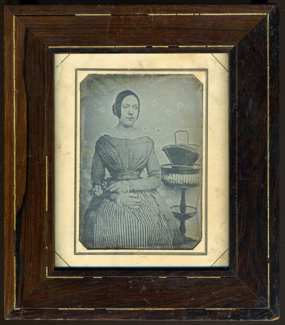 MADAMOISELLE LOUISE LEMERTE IN 1843