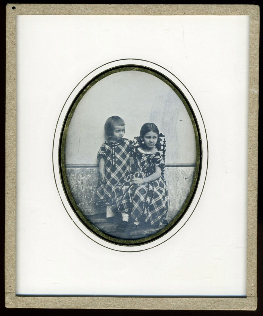 MARIE & HENRI REGNY PARIS 1847 BARON EYNARD OF