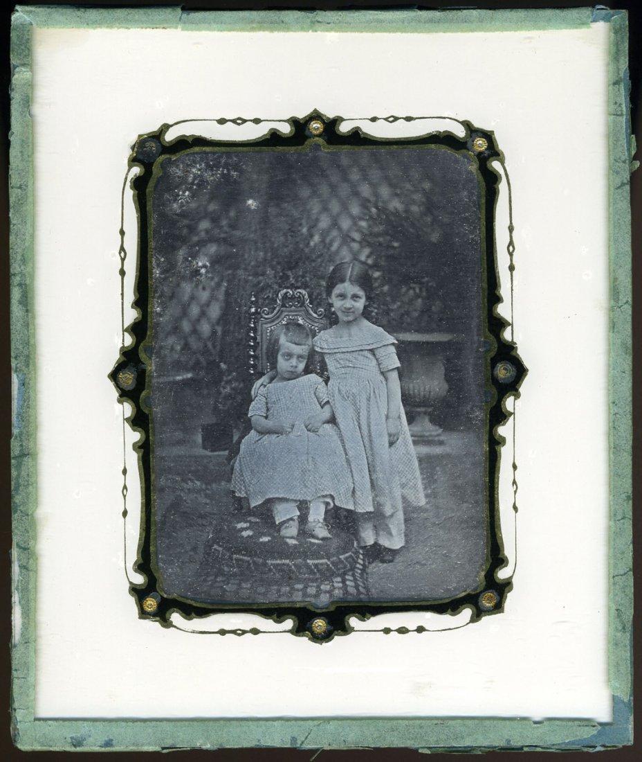MARIE & HENRI REGNY BY GRANDFATHER EYNARD OF