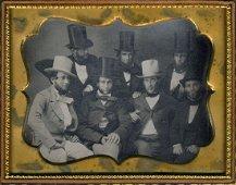 THE MEN OF SEVEN HATS