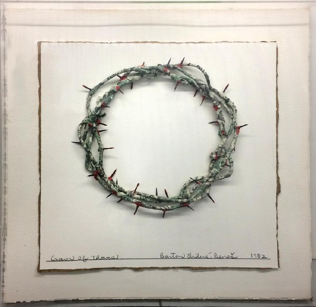 Barton Bernese - Crown of Thorns