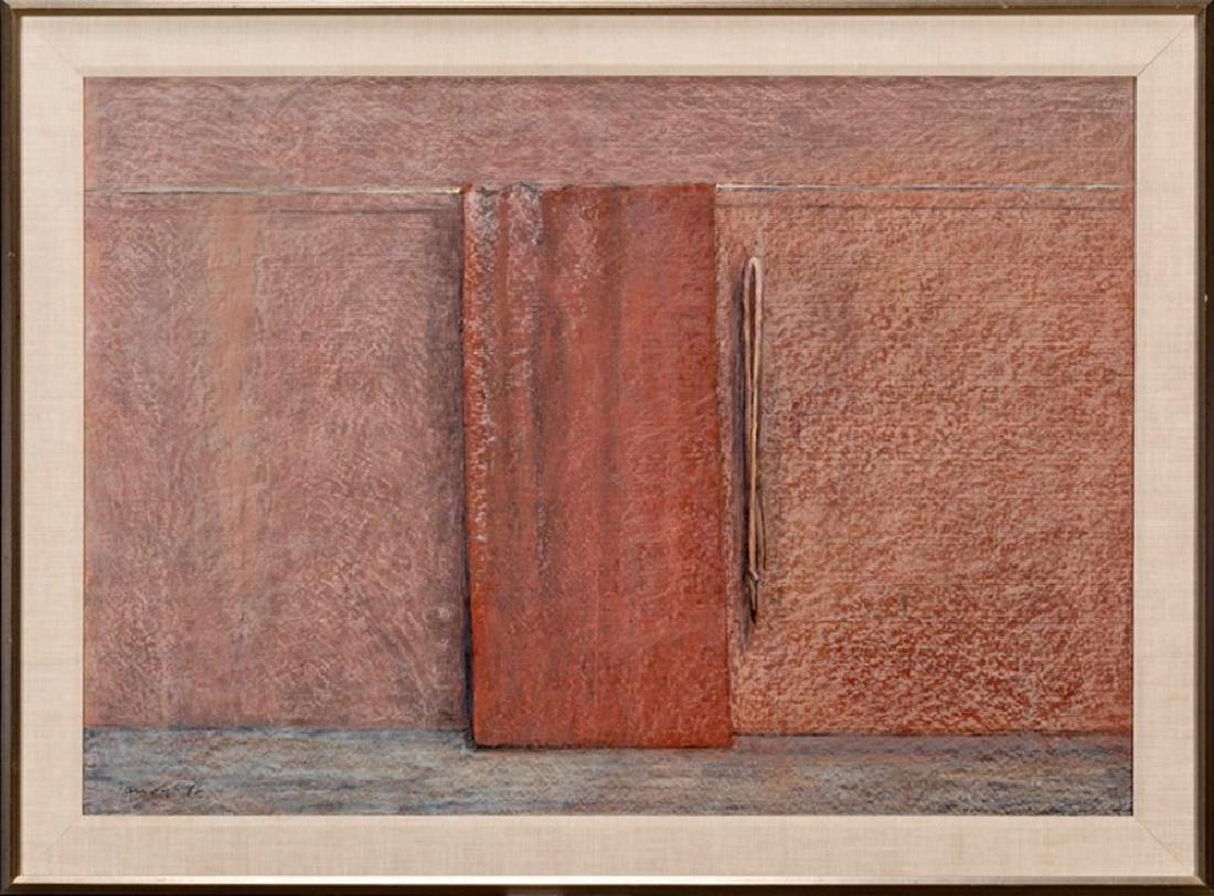 Eduard Angeli (b. 1942) - Passion