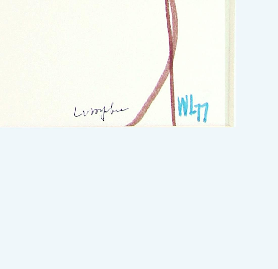 William Lumpkins (1909-2000) - Maze (FP53) - 2