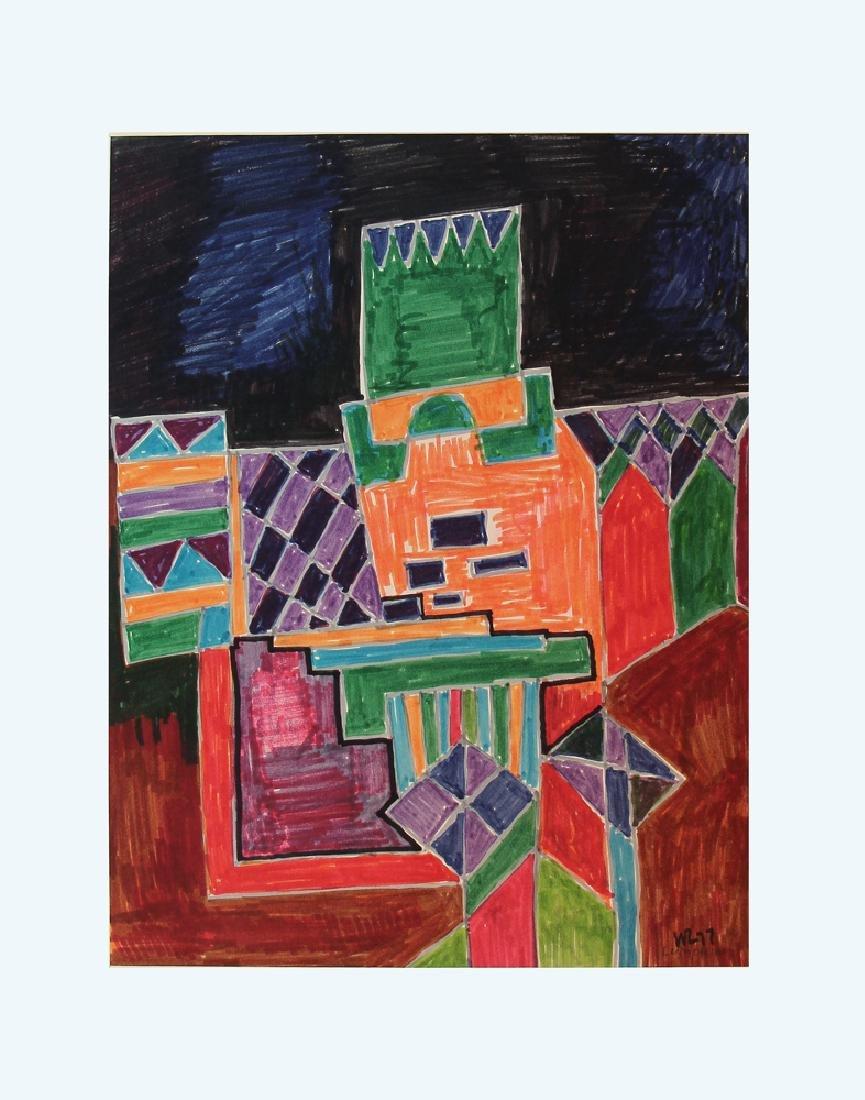 William Lumpkins (1909-2000) - AM Cover (FP 38)
