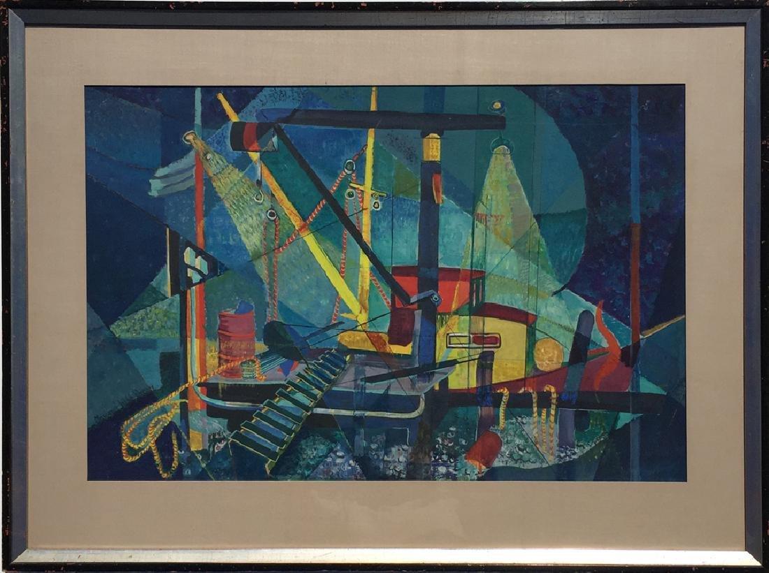 Margaret Webb Dreyer (1911-1976) - Untitled
