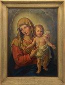 Unknown Artist - Untitled (Madonna and Child)