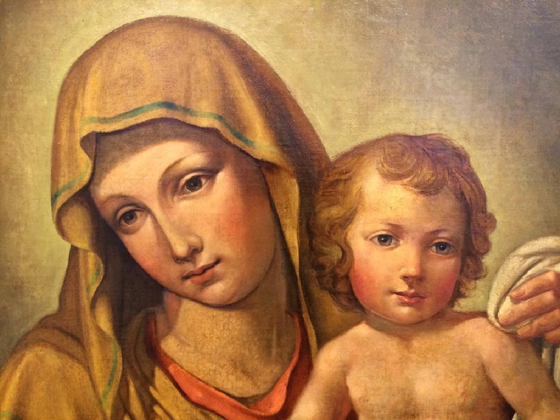 Unknown Artist - Untitled (Madonna and Child) - 2