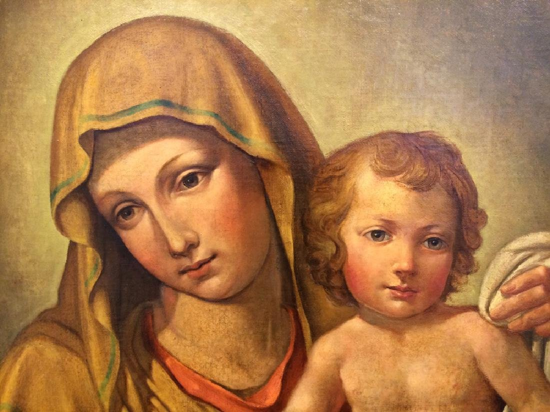 Unknown Artist - Untitled (Madonna and Child) - 2