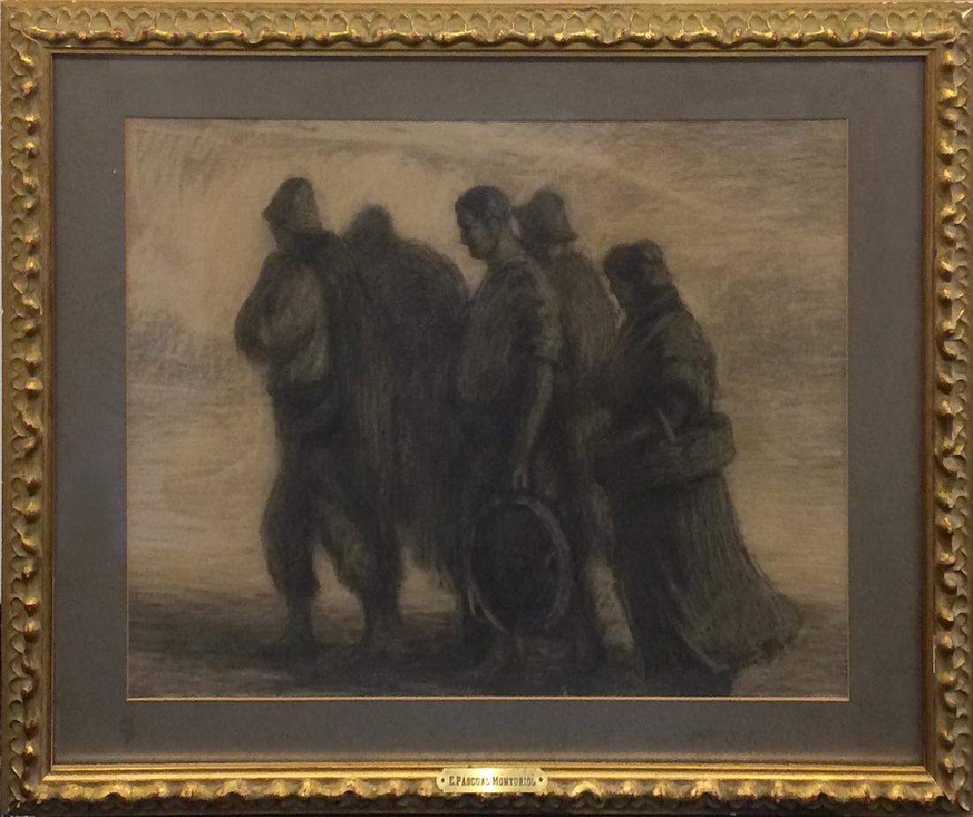 Enrique Pascual Monturiol (1886-1933) - Untitled
