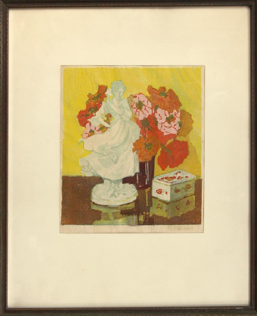 E. Halleur - Untitled (Still Life)