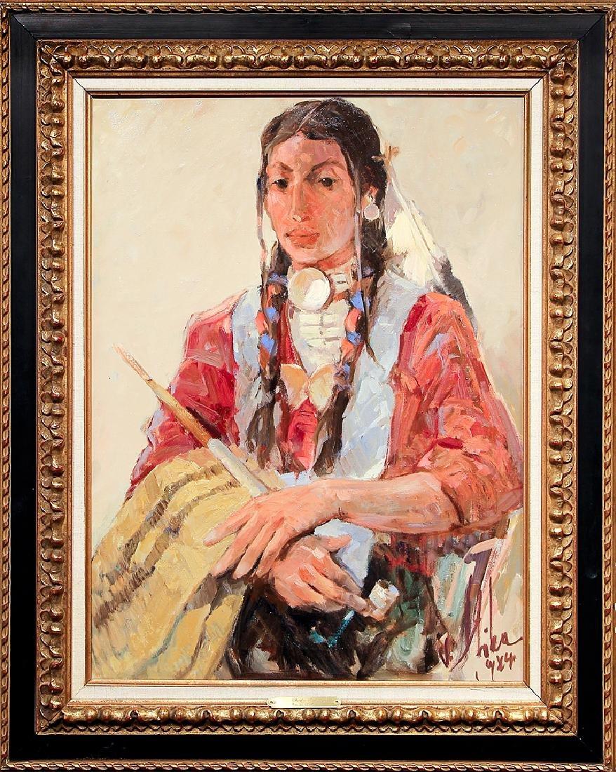 Vladan Stiha (1908-1992) - Chiefs Son