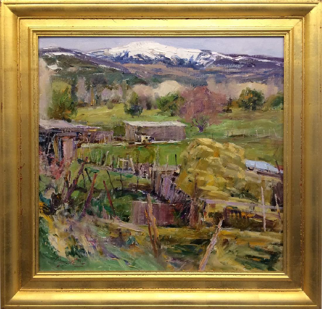 Walt Gonske - Early April in Penasco