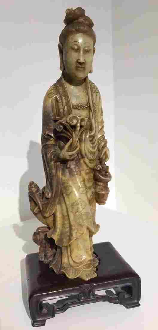 Unknown Artist - Standing Female Figure (Asian)