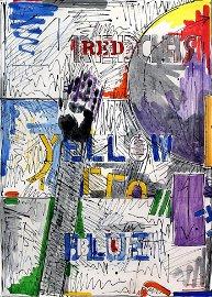Jasper Johns, Lands End