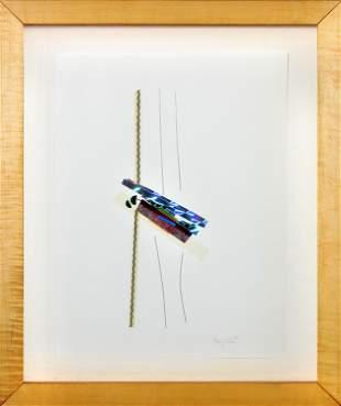 Margo Kren, Untitled (Minimal Collage)