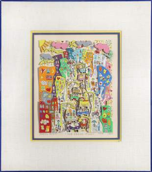James Rizzi, The Proud Valley
