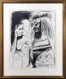 Pablo Picasso, Le Vieux Roi