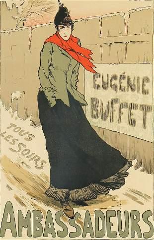Lucien Metivet, Ambassadeurs (Poster)