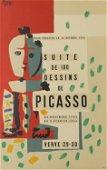 Pablo Picasso, Suite de 180 Designs de Picasso