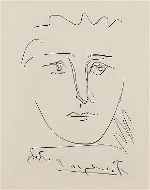 Pablo Picasso, Pour Robie