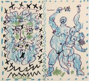 Pablo Picasso, Dessins D