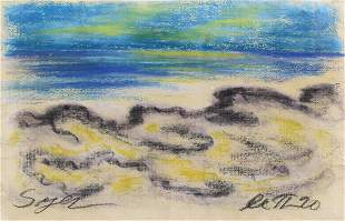 Soyer, Untitled (Abstract Landscape)