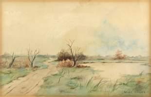 Bruce Crane, Landscape