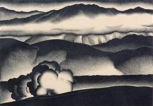 Paul Landacre, Nimbus