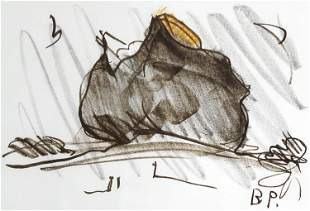 Claes Oldenburg, Baked Potato