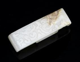 Chinese Antique Jade Buckle