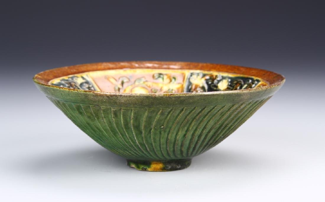 Chinese Tang Style Bowl