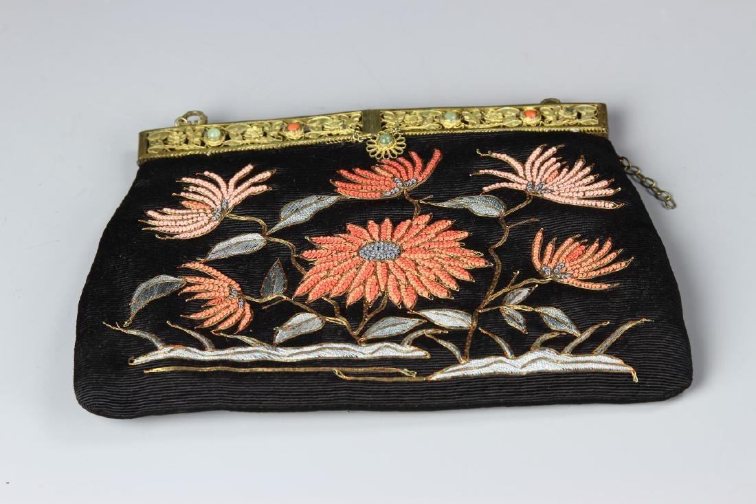 Embroidery Ladies Purse