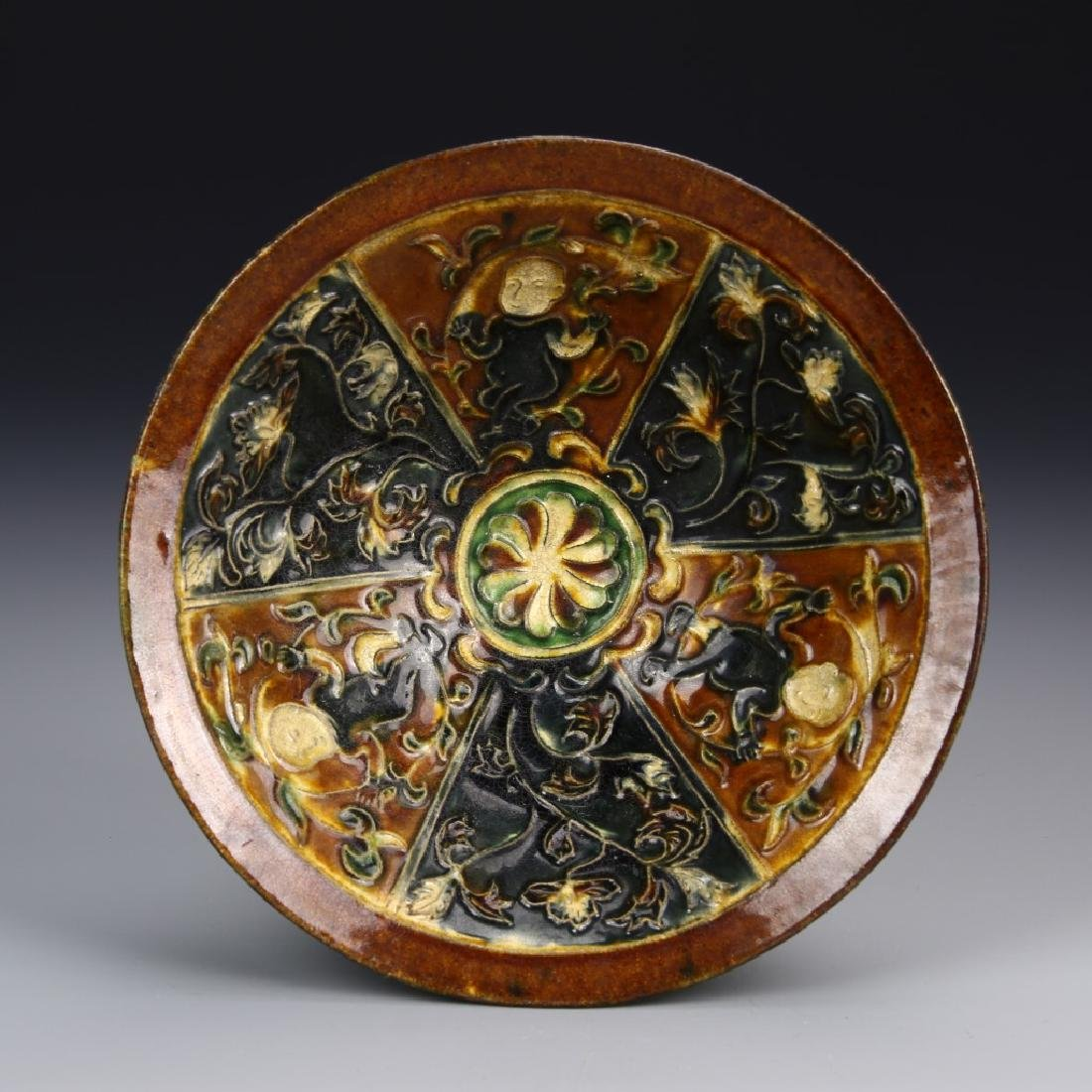 Chinese Tang Style Bowl - 2