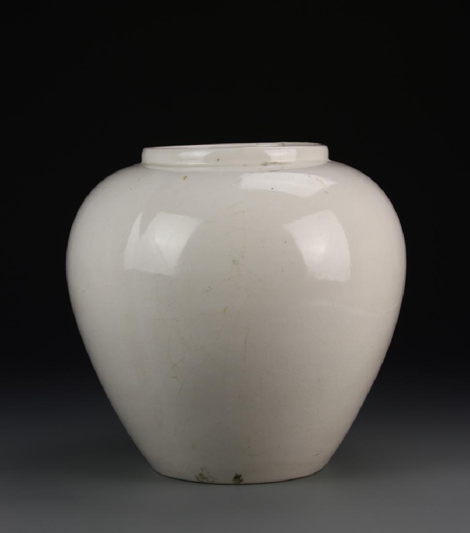 Art Pottery Jar