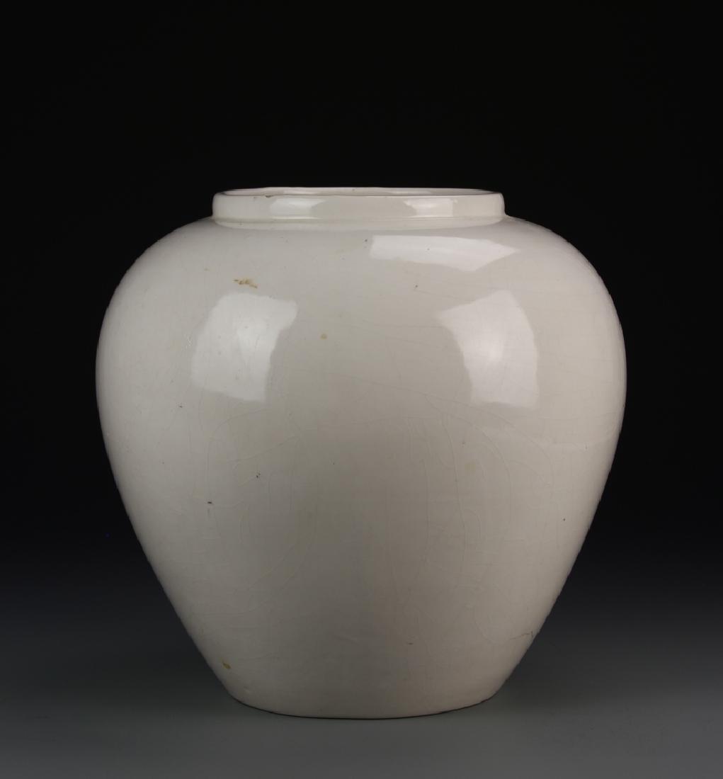 Art Pottery Jar - 2