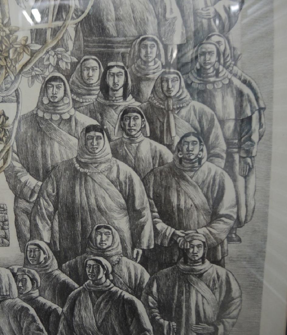 Chinese Stone Block Prints - 3